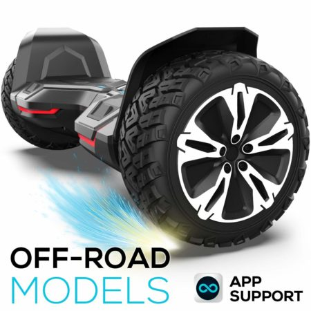 8.5 inch Warrior G2 Hoverboard Smart Self Balancing Scooter-Off Road Hoverboards
