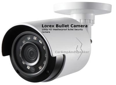 1080p Analog HD MPX Bullet Night Vision Security Camera by Lorex