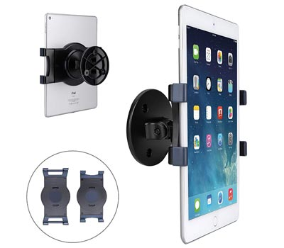 Pad Wall Mount, Swivel 360° Rotating Tablet Holder by Above TEK