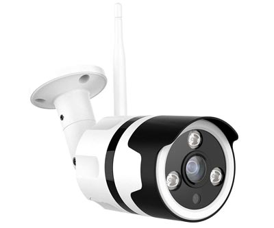 1. Waterproof Outdoor Security Camera by Netvue (Updated Version)
