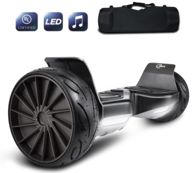 CHO All Terrain Hoverboard Off-Road Racing Tyre Hover Board Smart Self-Balancing Dual Motors Electric Scooter