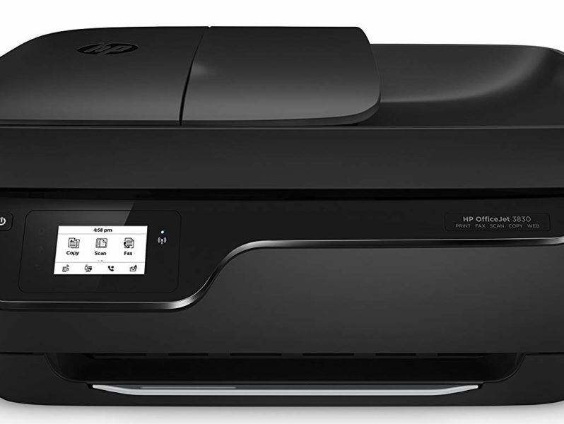 HP OfficeJet 3830 All-in-One Wireless Printer, HP Instant Ink &amp