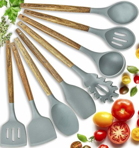 Home Hero Silicone Cooking Utensils