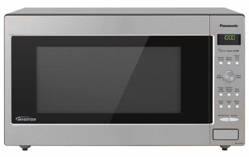 Panasonic Microwave Oven NN-SD945S Stainless Steel Countertop/Built-In