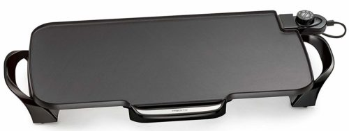 Presto 07061 22-inch Electric Griddle With Removable Handles-Large Electric Griddles