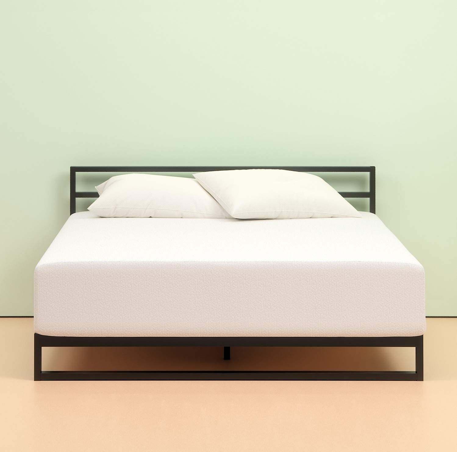 Zinus Memory Foam Mattress with Green Tea