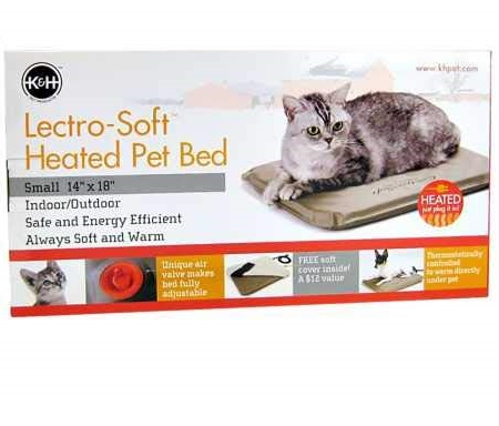 2.KH Lectro Soft Heated Pet Bed (14 x 18)