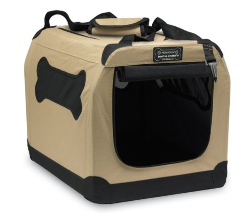 2.Petnation Indoor Outdoor Pet Home, 20-Inch, for Pets up to 15 Pounds (606-20)