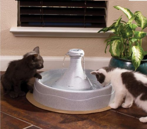3.Drinkwell 360 The Original Pet Fountain