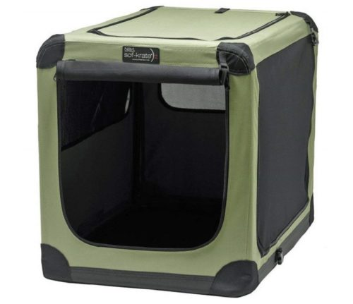 6.Noz2Noz Soft-Krater Indoor and Outdoor Crate for Pets