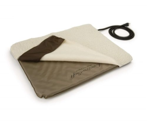 7.K&H Pet Products Lectro-Soft Replacement Cover Small Fleece 14 x 18 (Heated Pad Not Included)