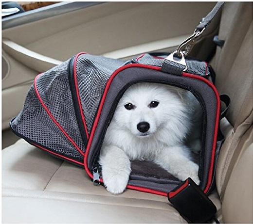7.Petpeppy.com The Original Airline Approved Expandable Pet Carrier by Pet Peppy- Two Side Expansion, Designed for Cats, Dogs, Kittens,Puppies - Extra.