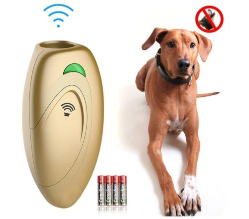 9.Ina Ella Ultrasonic Dog Barking Control Devices Anti Barking Device Dog Training Aid Handheld Dog Bark Trainer Stop Barking for Walk a Dog Outdoor with...