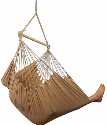 7. Hammock Chair Swing by Hammock Sky