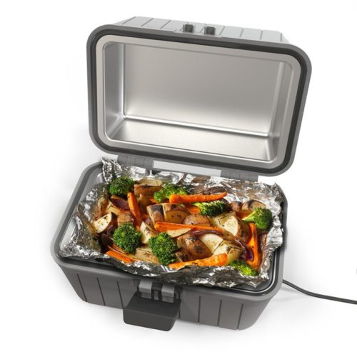 Gideon Portable Heated Camping Electric Volt Lunch Box