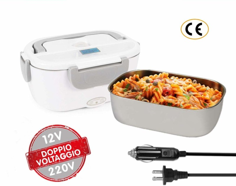Nifogo Electric Home Car Heating Lunch box
