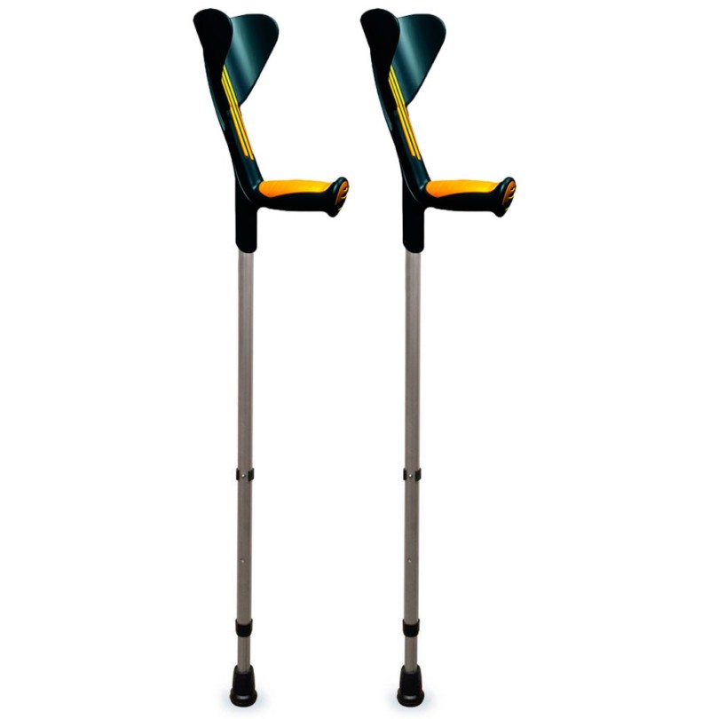ORTONYX Forearm Crutches 1 Pair