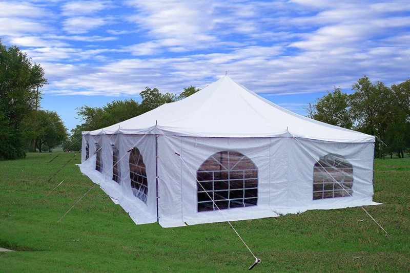 Pole Tent by DELTA Canopies