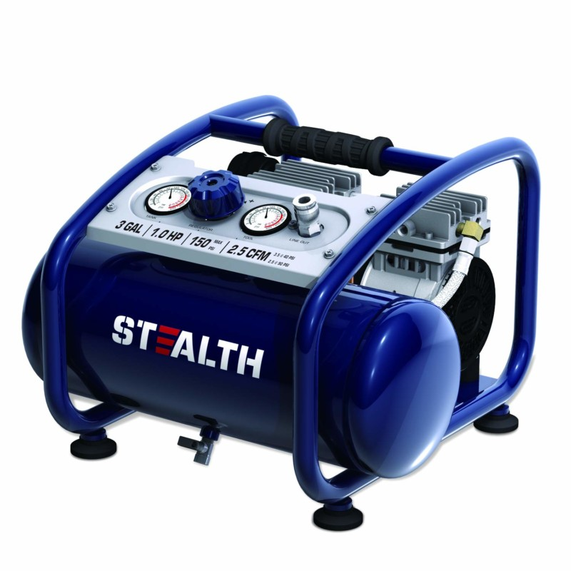 STEALTH SAQ-1301 Air Compressor