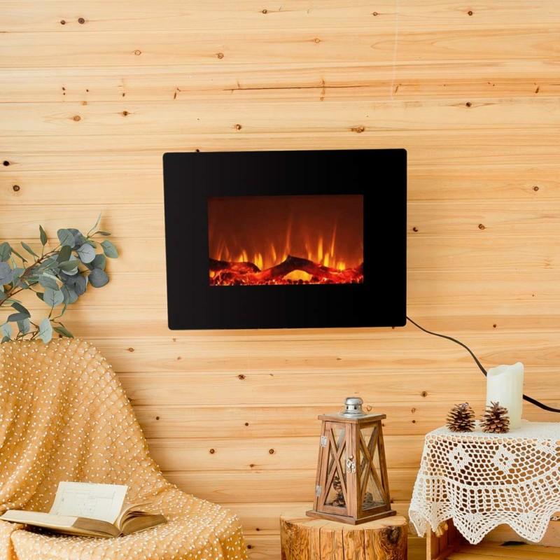 Flame & Shade electric fireplace room heater