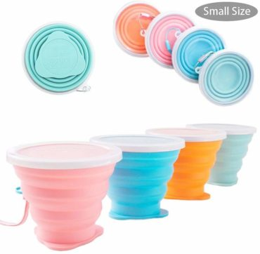 Hokone Collapsible Cups