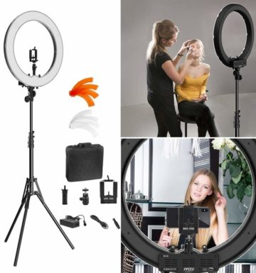 IVISII Ring Light with Stands