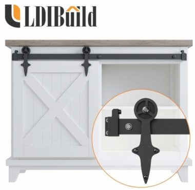 LD BUILD Barn Door Hardware Kits