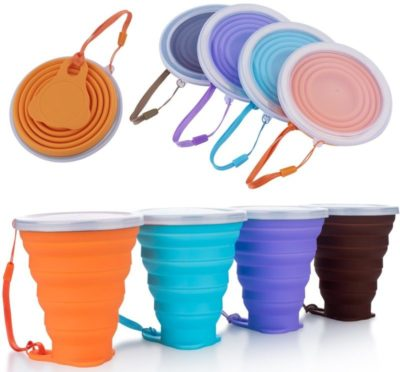 ME.FAN Collapsible Cups