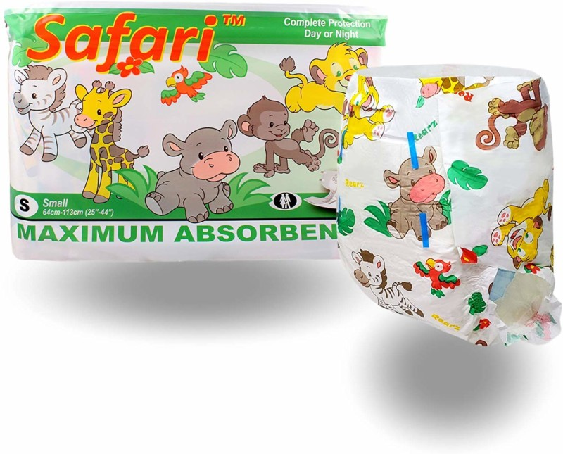 Rearz - Safari - Adult Diaper