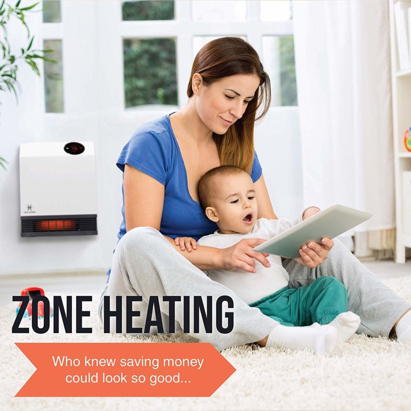 Wall Mounted Electric Space Heaters