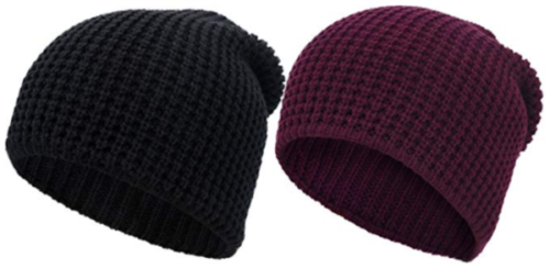 Simplicity Winter Hats for Women
