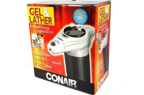 Conair HGL1 Combination Hot Gel/Lather Machine,