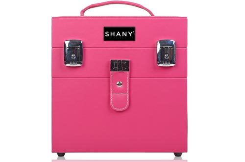 SHANY Color Matters - Nail Accessories Organizer and Makeup Case