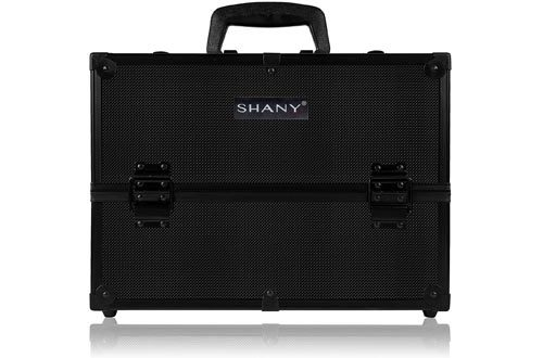 SHANY Essential Pro Case with Shoulder Strap and Locks