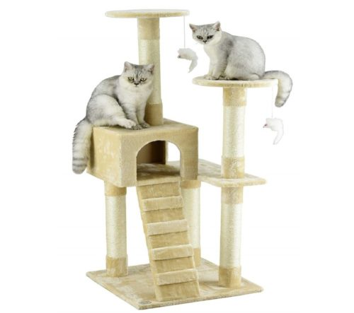 1.Go Pet Club Cat Tree Furniture