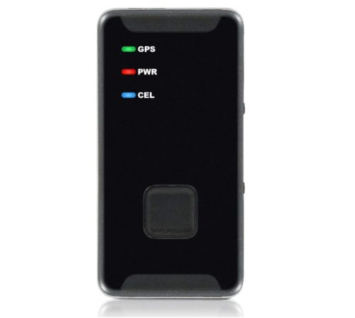 1.PRIMETRACKING Personal GPS Tracker - Mini, Portable, Track in Real Time - 4G LTE - with SOS Button - Locator Tracking