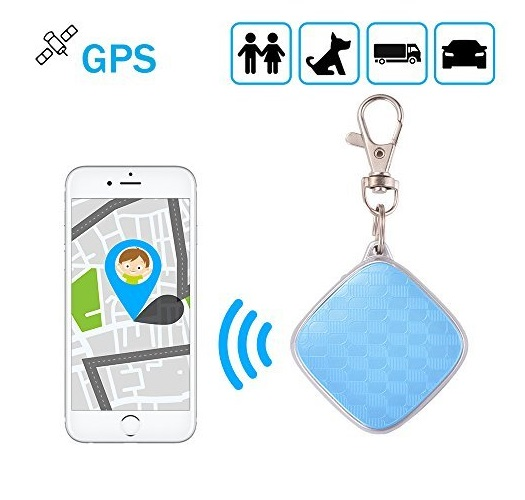 12.XCSOURCE Mini Waterproof GPS Tracker GSM GPRS Real Time Tracking Device Locator with Key Chain for Kids Pets Vehicles PS116