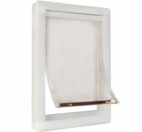 2.Ideal Pet Products Original Dog Doors with Telescoping Frame