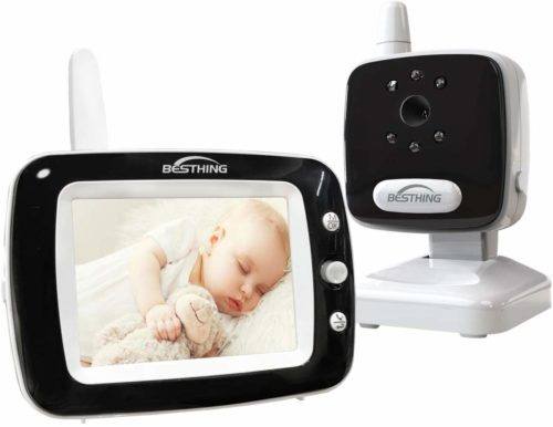 "2019 Mode Baby Monitor with 3.5"" LCD Screen"