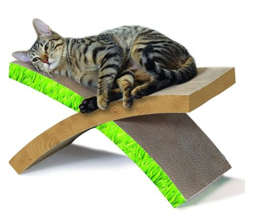 3.Petstages Cat Scratcher Cat Hammock Cat Scratching Post