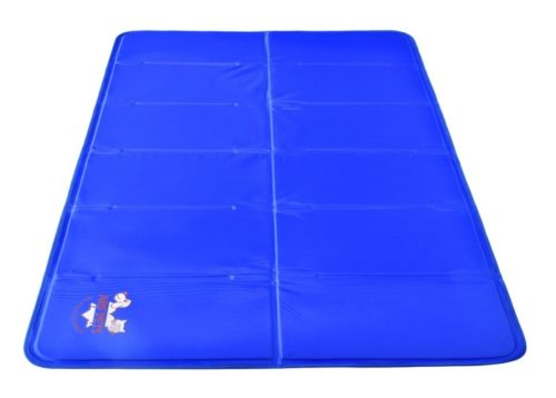 4.Arf Pets Pet Dog Self Cooling Mat Pad for Kennels, Crates and Beds 27x43