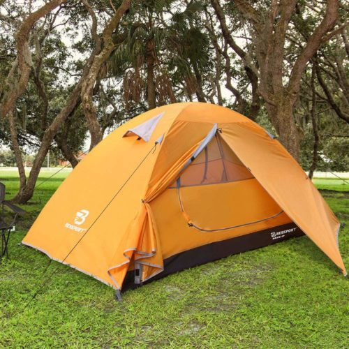 Bessport Camping Tent 1-2 Person Lightweight