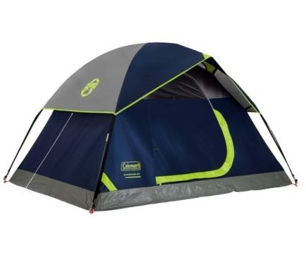 Coleman Sundome Backpacking Tents