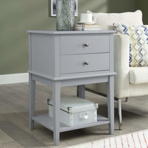 Coniffer Modern End Table Night Stand
