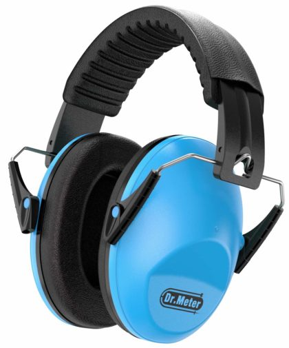 Dr.meter Kids Ear Protection, Noise Blocking Children Ear Muffs