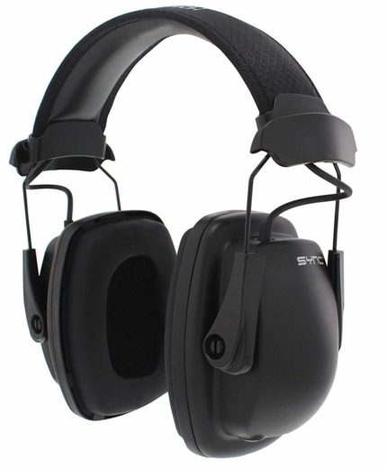 Howard Leight by Honeywell Sync Stereo MP3 Earmuff