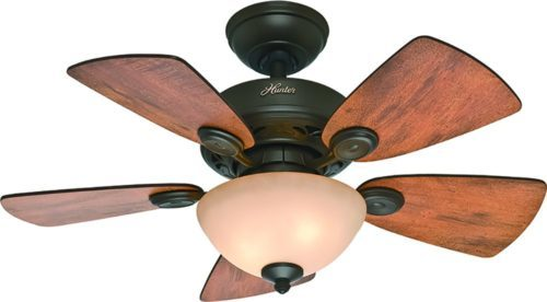 Hunter Fan Company Hunter 52090 Transitional 34``Ceiling Fan from Watson Collection Dark Finish