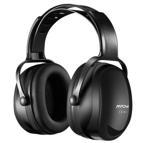 Mpow [Upgraded] Noise Reduction Safety Ear Muffs