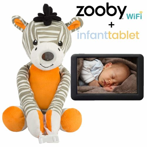 zooby WiFi Portable Baby Monitor