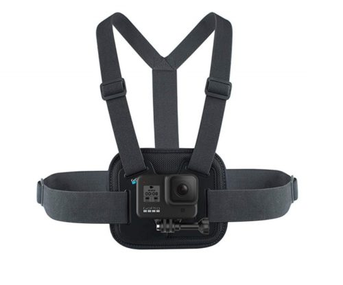1.GoPro Chest Mount Harness (All GoPro Cameras) - Official GoPro Mount